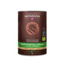 Lot de 6 Chocolats en poudre Fairtrade boîte 1kg BIO
