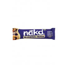 NAKD barres énergétique muffin myrtille présentoir 18 x 35g