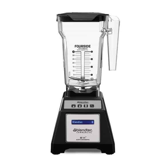 BLENDTEC Blender EZ 600® + 1 jarre Fourside 1,89L