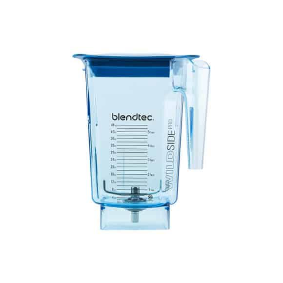BLENDTEC Jarre Wildside+ 2,6L bleue