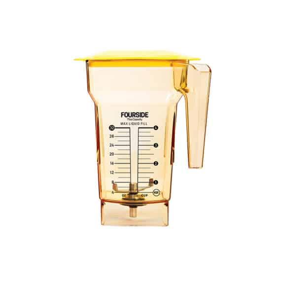BLENDTEC Jarre Fourside 1,89L jaune