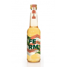 FERM Thé Kombucha Mandarine Anis bouteille verre 12x275ml BIO