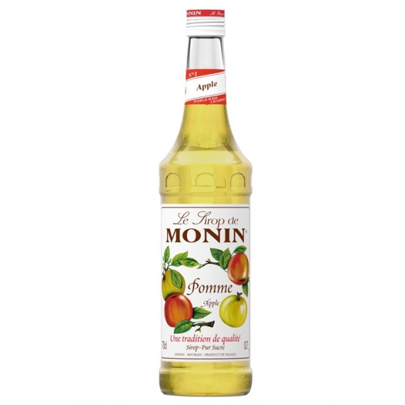 Sirop Pomme bouteille verre 700ml DDM 30/10/20