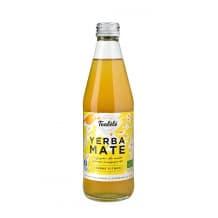 TEALÉLÉ Yerba Maté Citron bouteille verre 12 x 330ml BIO