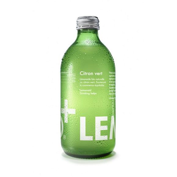 Limonade Citron Vert bouteille verre 12 x 330ml