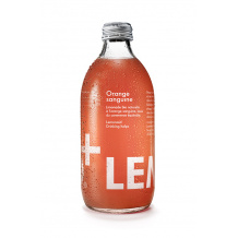 Limonade orange sanguine bouteille verre 12 x 330ml