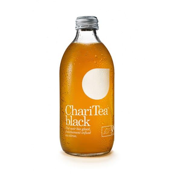 Infusion thé noir bouteille verre 12 x 330ml