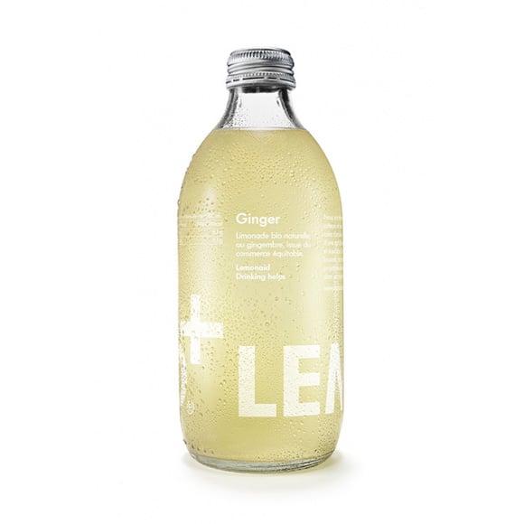 Limonade Gingembre bouteille verre 12 x 330ml BIO