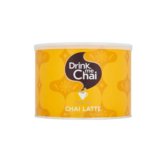 Chai Latte Vanilla en poudre boîte 1kg