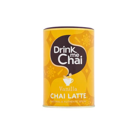 Chai Latte Vanilla en poudre boîte 6 x 250g