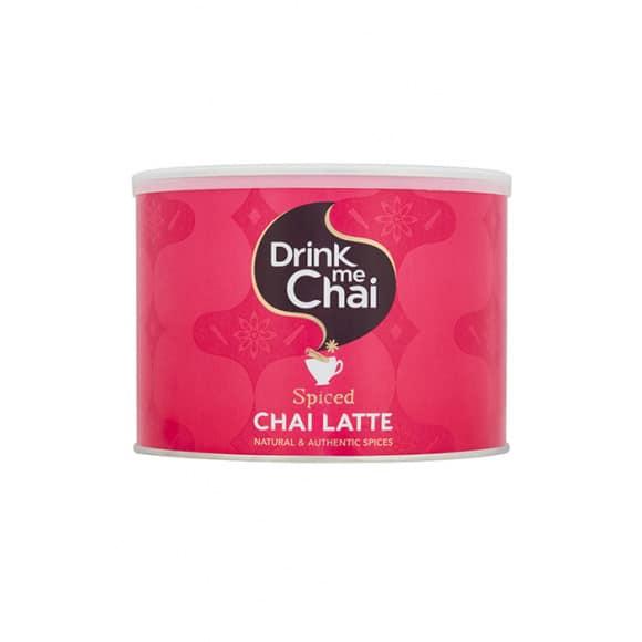Lot de 4 Chai Latte Spiced en poudre boîte 1kg