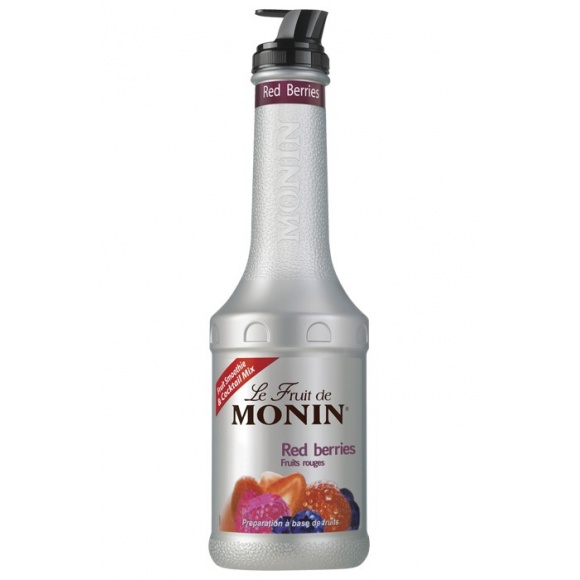 Mix Fruit Fruits rouges bouteille PET 1L