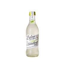 BELVOIR Fleur de Sureau pétillante bouteille verre 12x250ml BIO