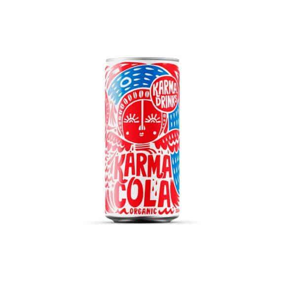 Karma Drinks Cola canette 24 x 250ml BIO