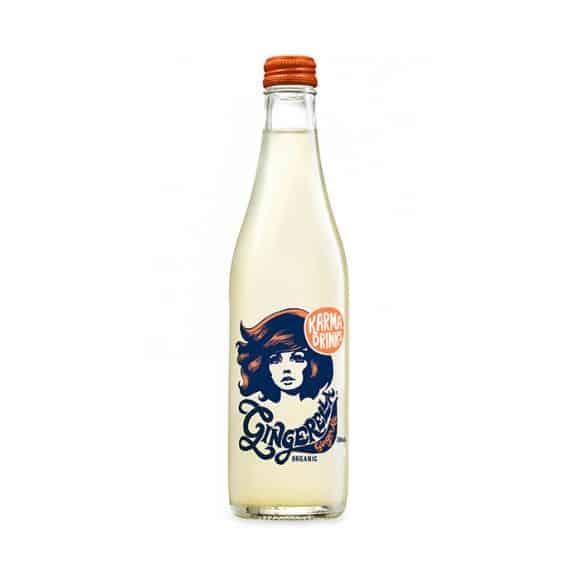 Soda Gingembre bouteille verre 24 x 300ml BIO