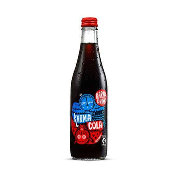 Cola bouteille verre 24 x 300ml BIO