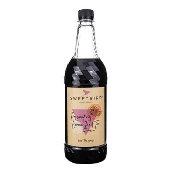 Sirop Iced Tea Passion Citron bouteille PET 1L