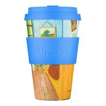 ECOFFEE CUP - Gobelet Bambou Van Gogh The Bedroom 1888 14oz/400ml