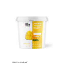 BOBA FABRIC - BOBA PERLES DE FRUITS MANGUE 3.5KG