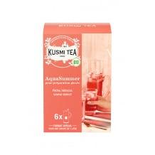 KUSMI TEA - INFUSION AQUASUMMER 8G x6 BIO