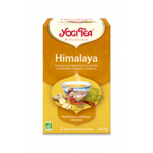Infusion Himalaya sachet 17 x 2g BIO