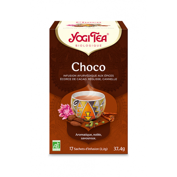 Infusion Choco sachet 17 x 2.2g BIO