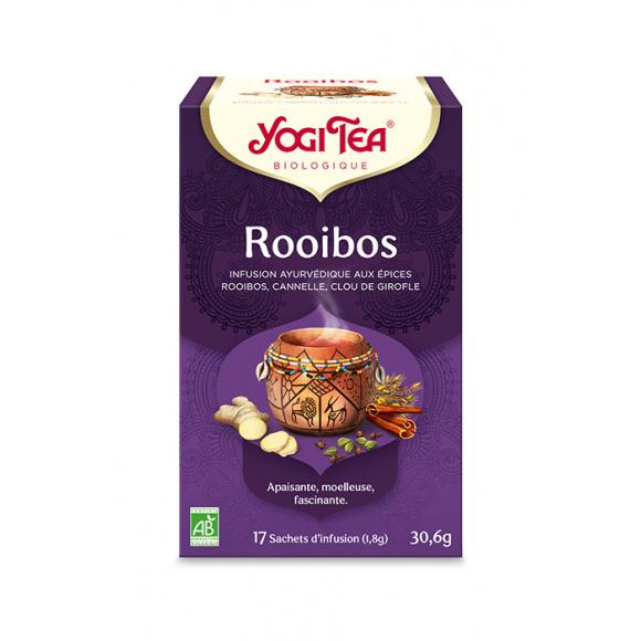 Infusion Rooibos sachet 17 x 1.8g BIO