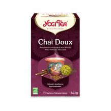 Infusion Chaï doux sachet 17 x 1.8g BIO