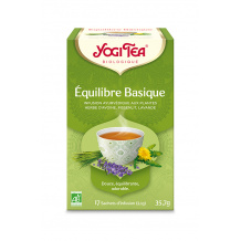 YOGI TEA® Équilibre basique sachet 17 x 2.1g BIO