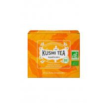 KUSMI TEA - INFUSION AQUAEXOTICA SACHET 2G x20 BIO