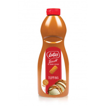 Sauce topping speculoos bouteille 1kg