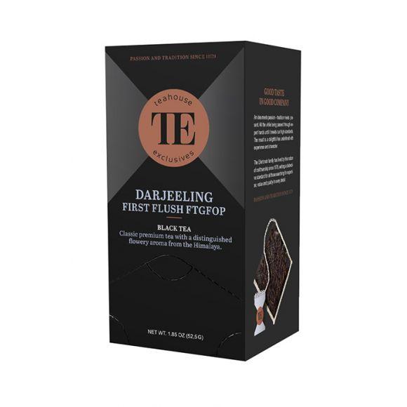 Thé noir Darjeeling First Flush sachet 15 x 3.5g