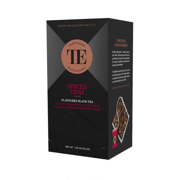 Thé noir Spiced Chaï sachet 15 x 3.5g