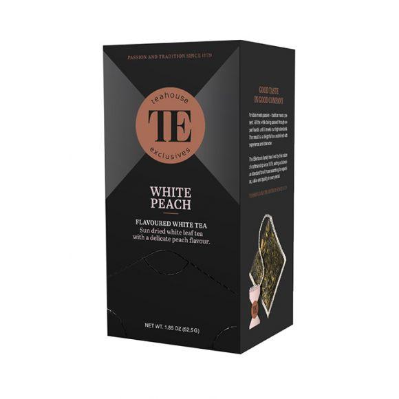 Thé blanc White Peach sachet 15 x 3.5g