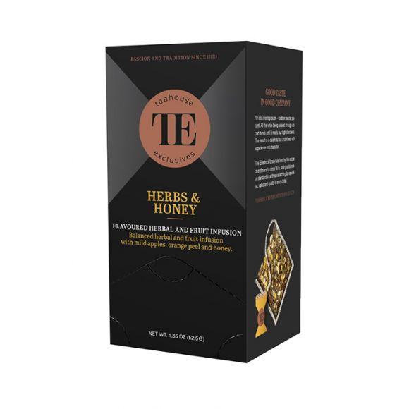 Infusion Herbs & Honey sachet 15 x 3.5g