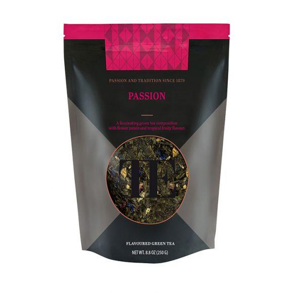 Thé vert Passion poche vrac 250g