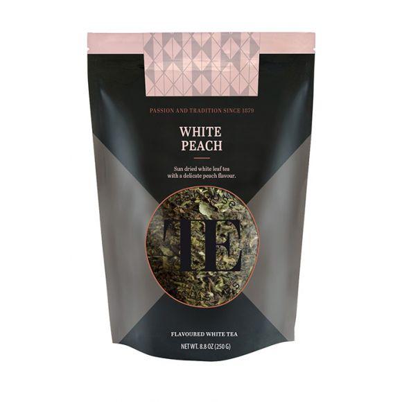 Thé blanc White Peach poche vrac 250g