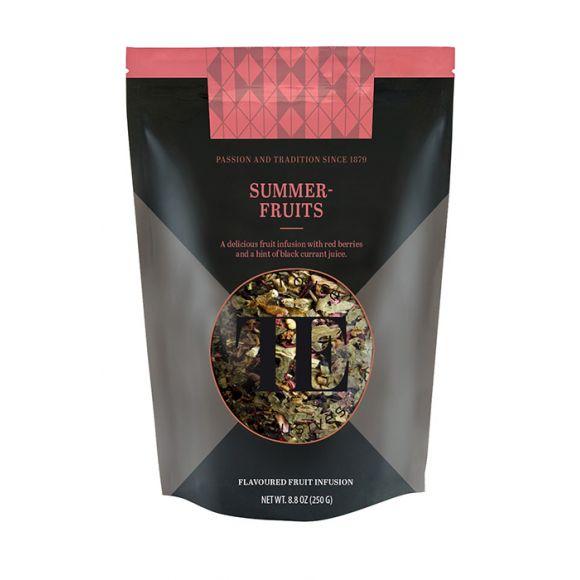 Infusion Summerfruits poche vrac 250g