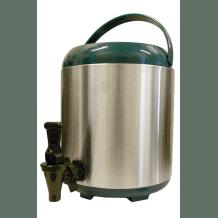 Thermos distributeur vert 8L