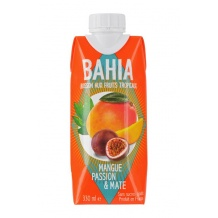 Boisson naturelle Mangue Passion Maté tetra pak 12 x 330ml