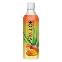 Boisson Aloe Vera Mangue bouteille PET 12 x 500ml