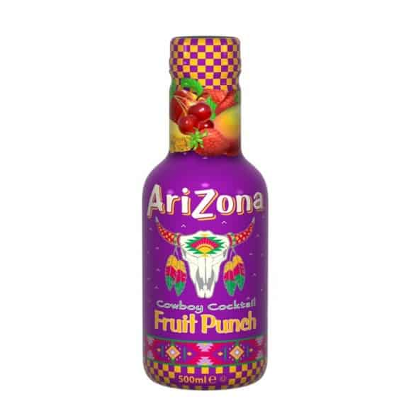 Cowboy Cocktail Multi-fruits bouteille PET 6 x 500ml