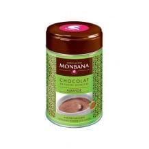 Chocolat en poudre saveur Amande boîte 250g DLUO 06/18