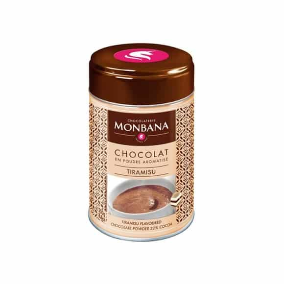 Chocolat en poudre saveur Tiramisu boîte 250g