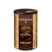 Chocolat en poudre Tanzanie 55% cacao boîte 500g