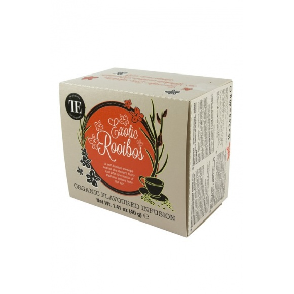 Thé rouge Exotic Rooibos sachet 16 x 2.5g BIO DLUO 08/18