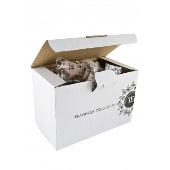 Thé vert Gunpowder Mint sachet 100 x 3.5g
