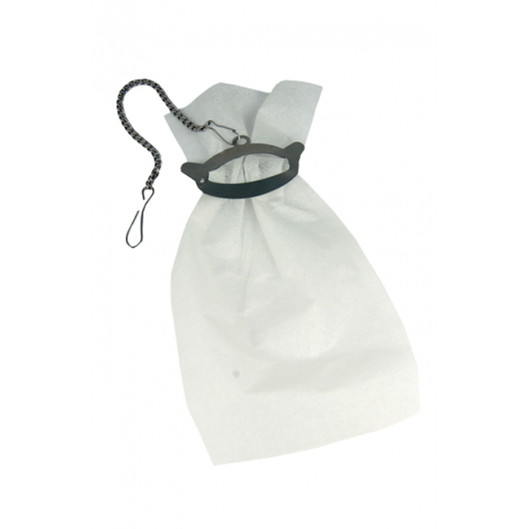 Fermoir inox pour sachets à infusion