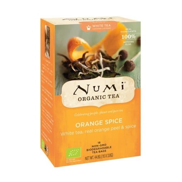 Thé blanc Orange Spice sachet 16 x 2g BIO