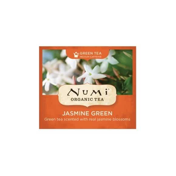 Thé vert Jasmine Green sachet 100 x 2g BIO